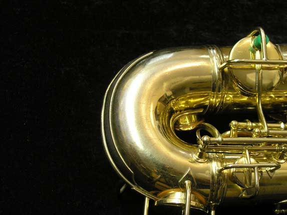 "Conn ""New Wonder"" Gold Plate Alto - 98974 - Photo # 24"