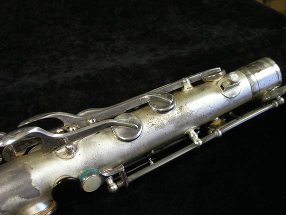 Keilwerth Silver Plate Toneking Tenor - 40304 - Photo # 10
