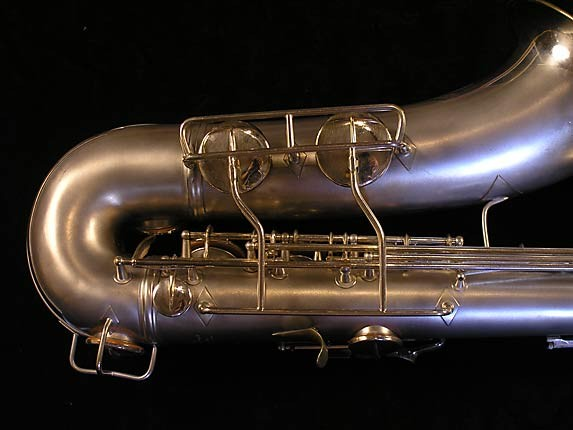 Conn Silver Plate 10M Tenor - 265898 - Photo # 6