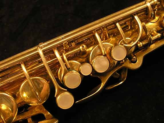 Conn Gold Plate Transitional 6M Alto - 250404 - Photo # 7