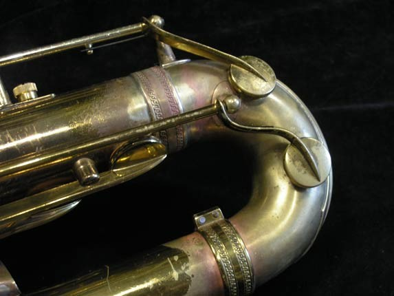 Selmer Lacquer Super Balanced Action Bari - 51568 - Photo # 7