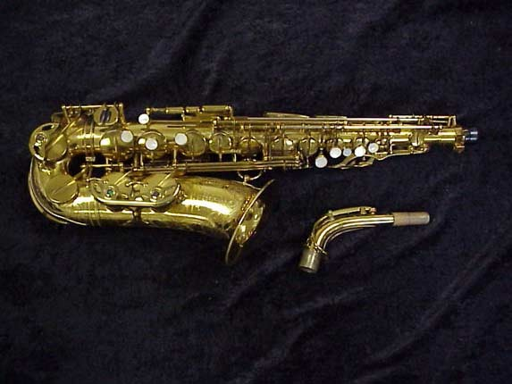 Selmer Lacquer Super Balanced Action Alto - 36322 - Photo # 1
