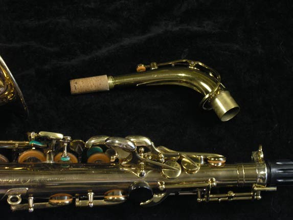 Selmer Lacquer Mark VI Alto - 69019 - Photo # 6