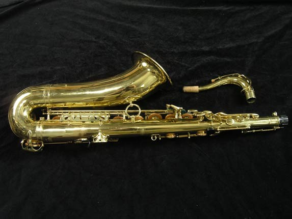 Selmer Lacquer Mark VI Tenor - 222193 - Photo # 2
