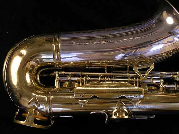 King Silver-Sonic Super 20 Alto - 379710 - Photo # 5