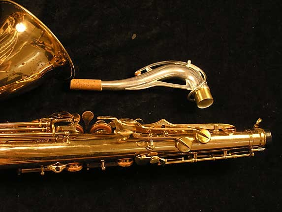 SML Lacquer Gold Medal Mk. I Tenor - 17721 - Photo # 6