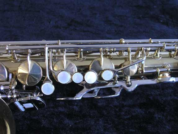 King Silver-Sonic Super 20 Tenor - 470372 - Photo # 7