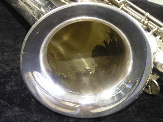 Keilwerth Silver Plate Toneking Tenor - 40304 - Photo # 11