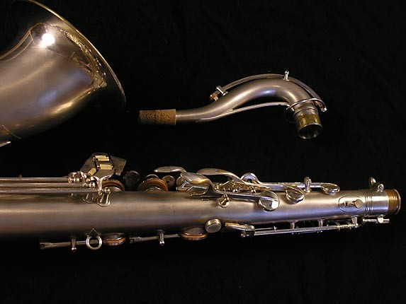 Conn Silver Plate 10M Tenor - 265898 - Photo # 7