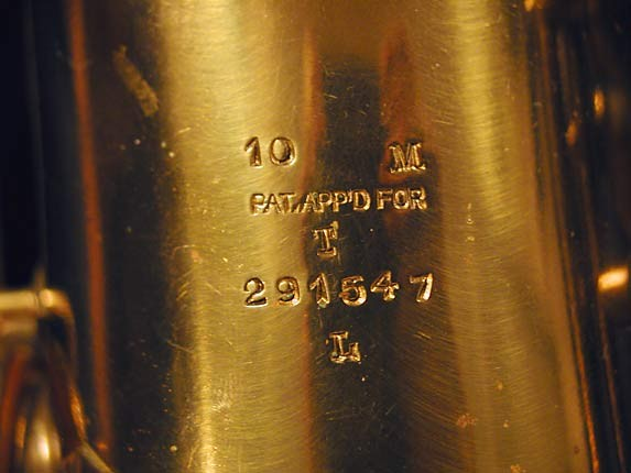 Conn Lacquer 10M Tenor - 291547 - Photo # 21