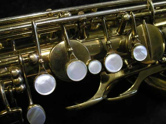 Selmer Lacquer Super Balanced Action Bari - 51568 - Photo # 8