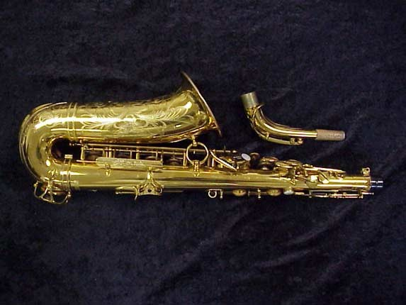 Selmer Lacquer Super Balanced Action Alto - 36322 - Photo # 2