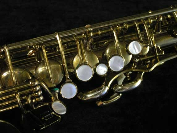 Selmer Lacquer Mark VI Alto - 69019 - Photo # 7