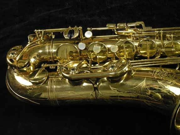 Selmer Lacquer Mark VI Tenor - 222193 - Photo # 3