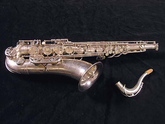 SELMER Mark VI - Silver Plate Photos   Saxophone.org