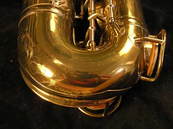 King Lacquer-Sterling Neck Zephyr Alto - 237127 - Photo # 15