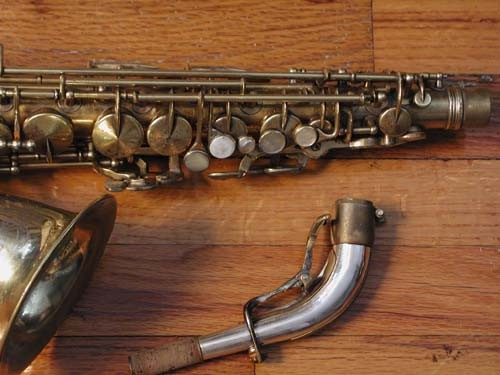 King Gold Plate-Sterling Neck Super 20 Alto - 295187 - Photo # 3