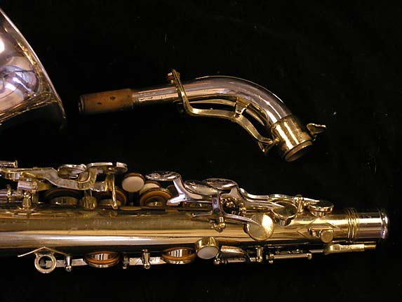 King Silver-Sonic Super 20 Alto - 379710 - Photo # 6