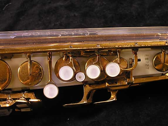 Grafton Acrylic Alto Sax - 12727 - Photo # 7