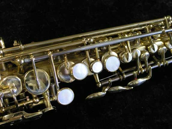 Yanagisawa Lacquer 800 Soprano - 176341 - Photo # 7