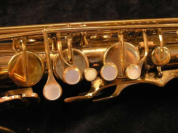 SML Lacquer Gold Medal Mk. I Tenor - 17721 - Photo # 7