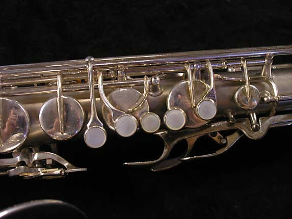 Conn Silver Plate 10M Tenor - 265898 - Photo # 8