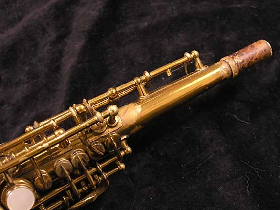 Selmer Lacquer Mark VI Soprano - 73815 - Photo # 7