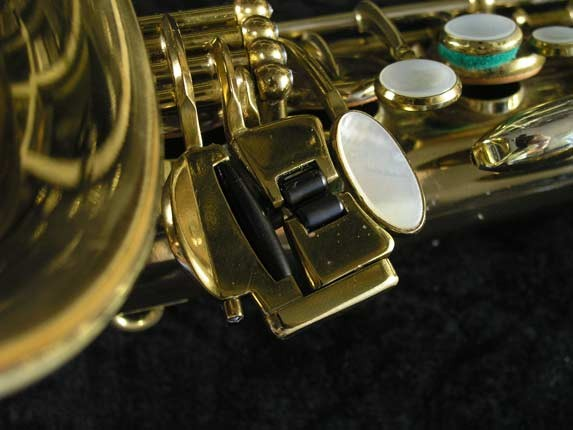 Selmer Lacquer Mark VI Alto - 69019 - Photo # 8