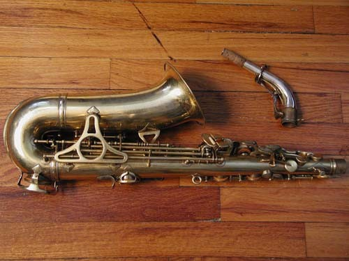 King Gold Plate-Sterling Neck Super 20 Alto - 295187 - Photo # 4