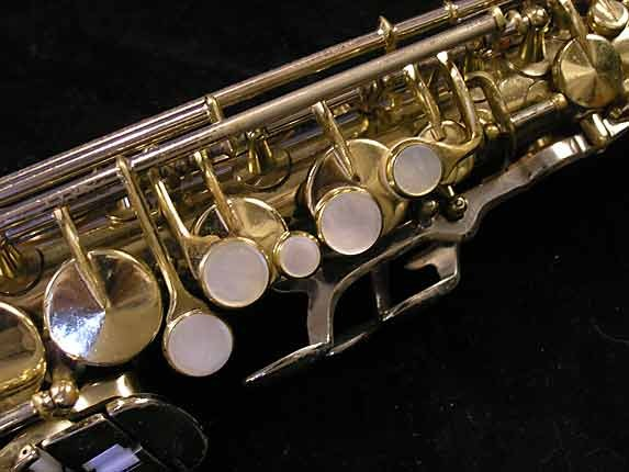 King Silver-Sonic Super 20 Alto - 379710 - Photo # 7