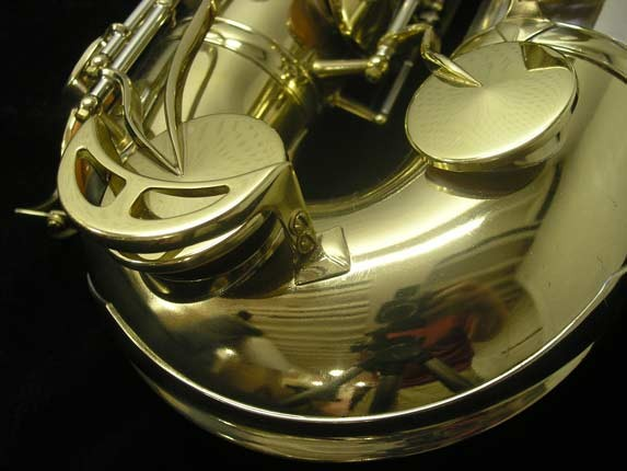 King Silver-Sonic Super 20 Tenor - 411473 - Photo # 15