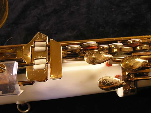 Grafton Acrylic Alto Sax - 12727 - Photo # 8