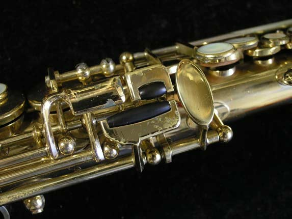 Yanagisawa Lacquer 800 Soprano - 176341 - Photo # 8