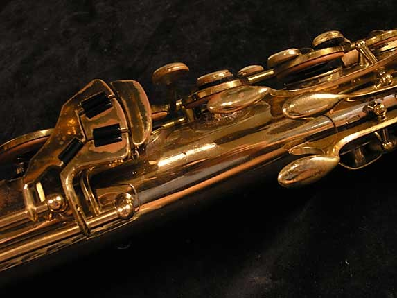 SML Lacquer Gold Medal Mk. I Tenor - 17721 - Photo # 8