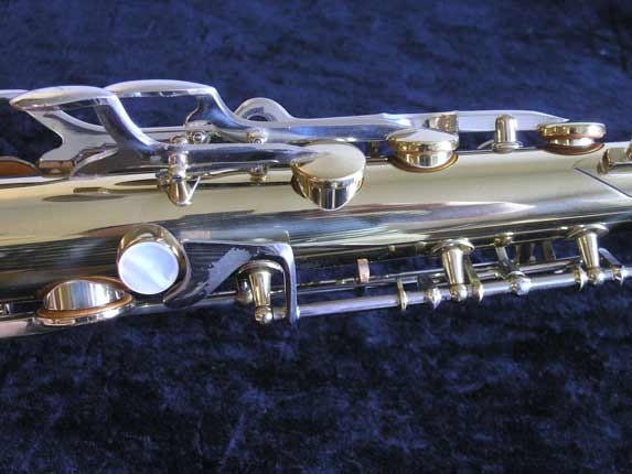 King Silver-Sonic Super 20 Tenor - 470372 - Photo # 9