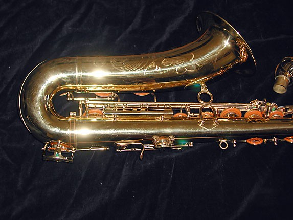 Keilwerth Lacquer Peter Ponzol Tenor - 97223 - Photo # 9