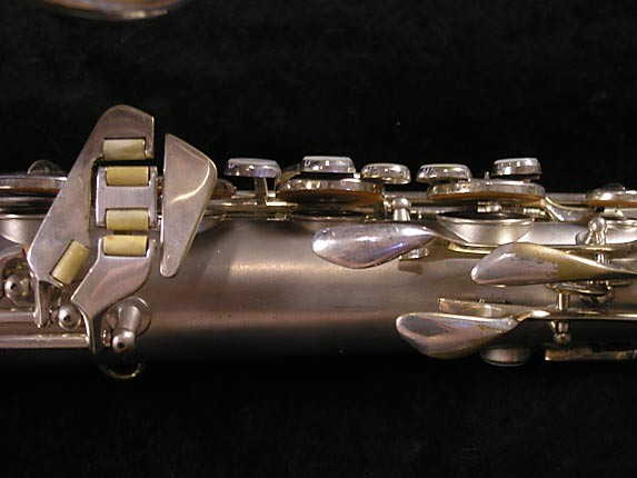 Conn Silver Plate 10M Tenor - 265898 - Photo # 9