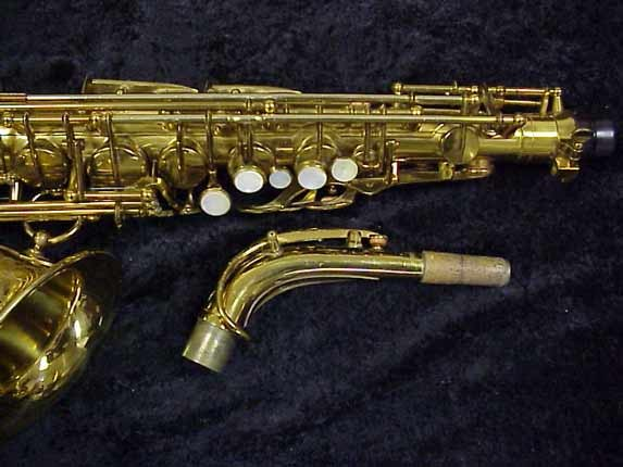Selmer Lacquer Super Balanced Action Alto - 36322 - Photo # 4