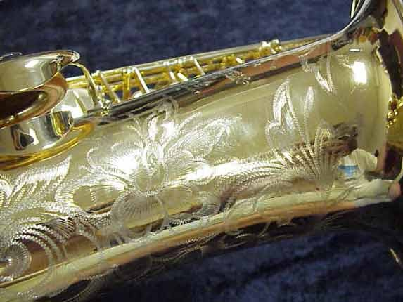 Selmer Gold Plate Super Balanced Action Tenor - 42200 - Photo # 14