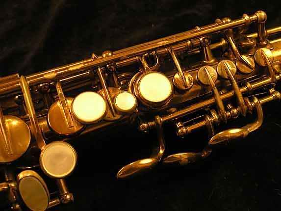 Selmer Lacquer Mark VI Soprano - 73815 - Photo # 8