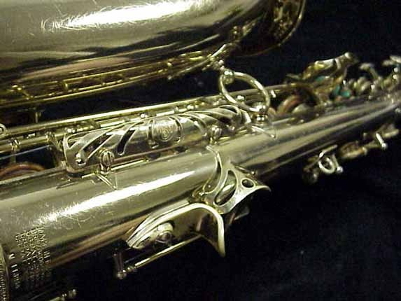 Selmer Lacquer Mark VI Alto - 113250 - Photo # 24
