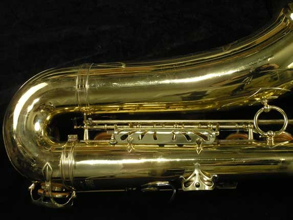 Selmer Lacquer Mark VI Tenor - 222193 - Photo # 5