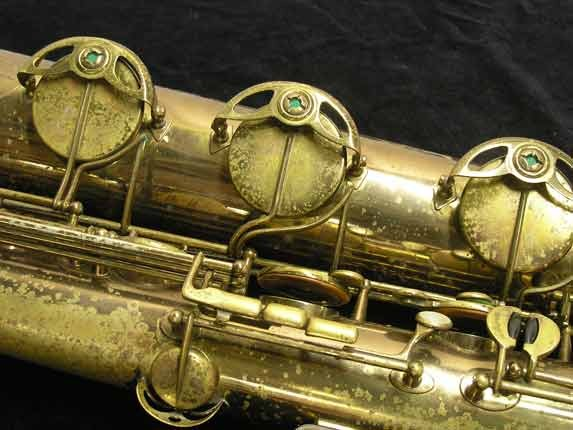 "Selmer Lacquer Mark VI ""Low A"" Baritone - 93188 - Photo # 18"