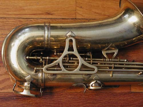King Gold Plate-Sterling Neck Super 20 Alto - 295187 - Photo # 5