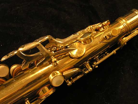 King Silver-Sonic Super 20 Alto - 379710 - Photo # 8