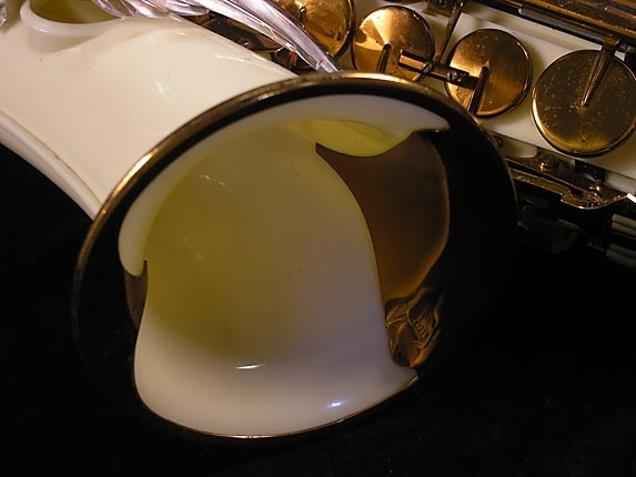 Grafton Acrylic Alto Sax - 12727 - Photo # 9