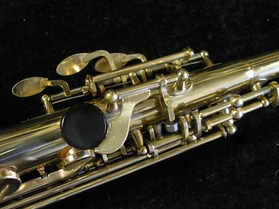 Yanagisawa Lacquer 800 Soprano - 176341 - Photo # 9