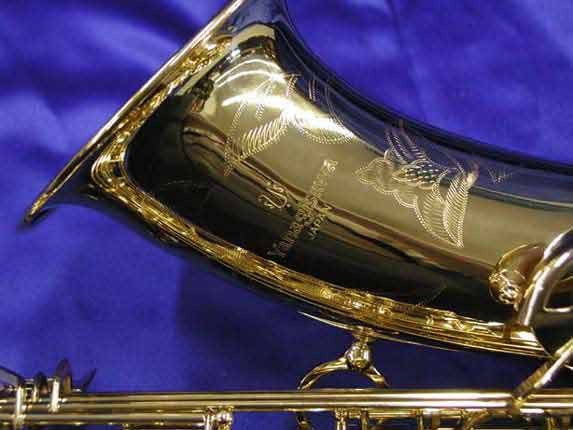 Yanagisawa Lacquer T-991 Tenor - Photo # 3