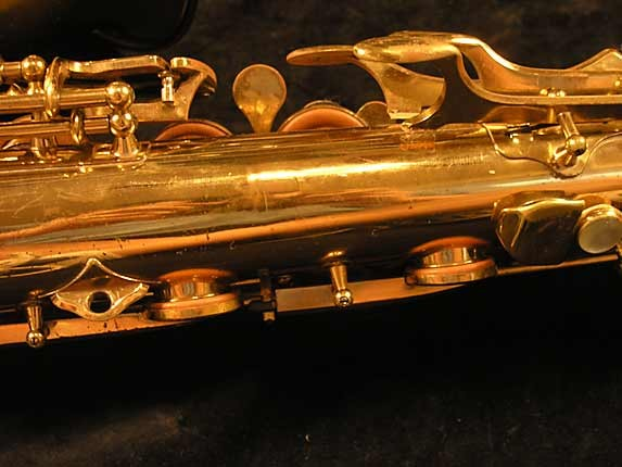 SML Lacquer Gold Medal Mk. I Tenor - 17721 - Photo # 9