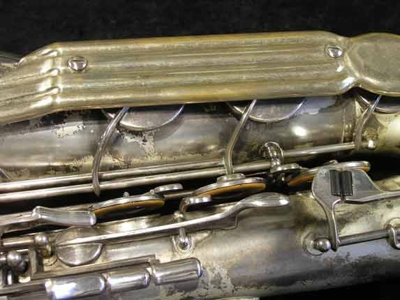 Keilwerth Silver Plate Toneking Tenor - 40304 - Photo # 14
